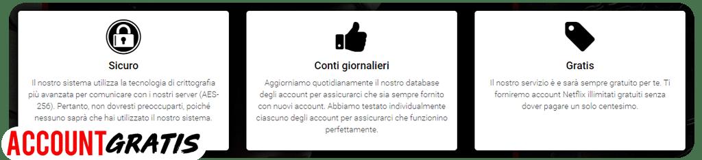 account netflix premium